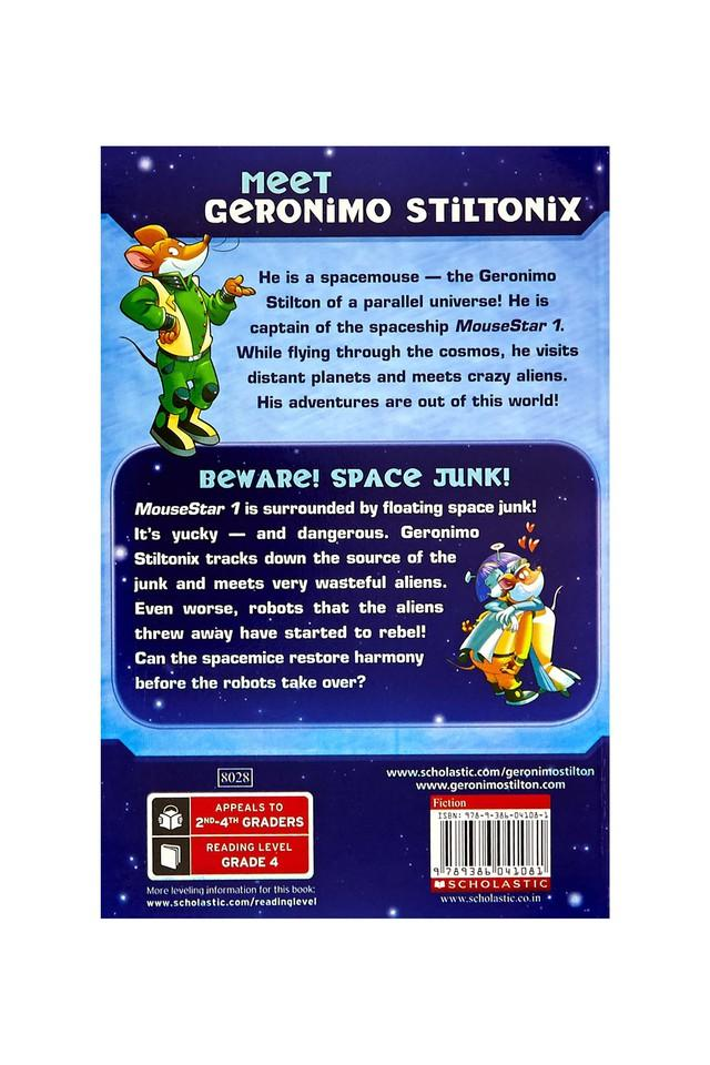 Geronimo Stilton Spacemice #7: Beware! Space Junk!