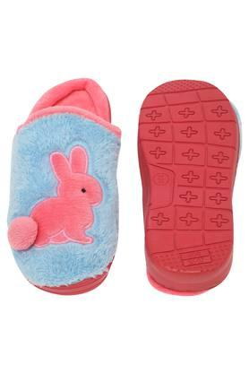 Bunny Printed Bath Slippers