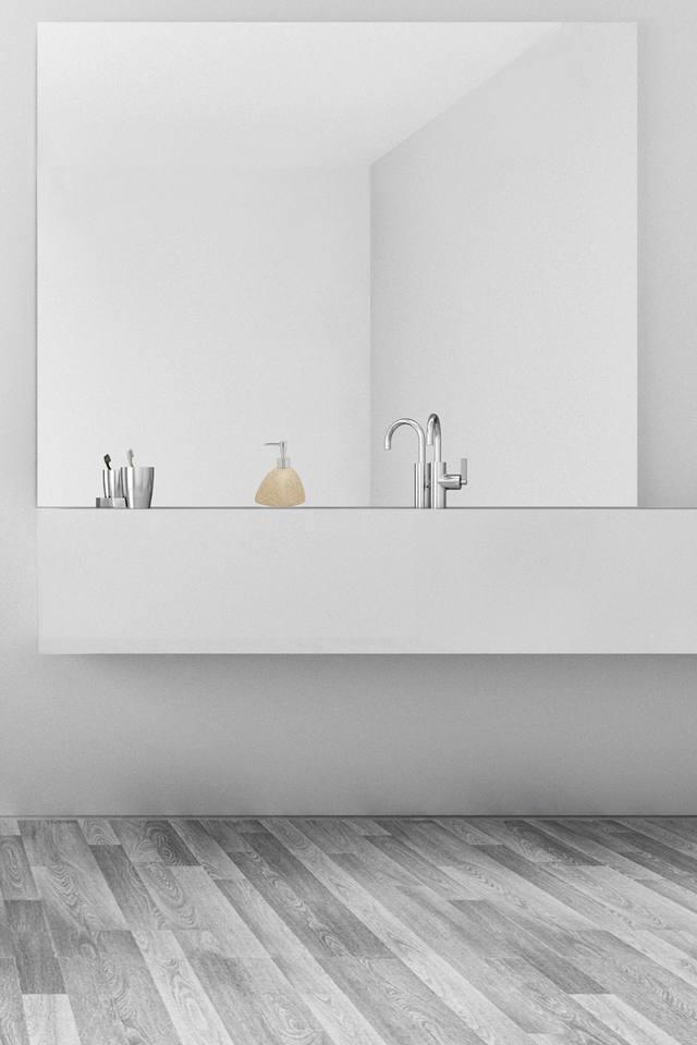Abstract Stone Finish Soap Dispenser