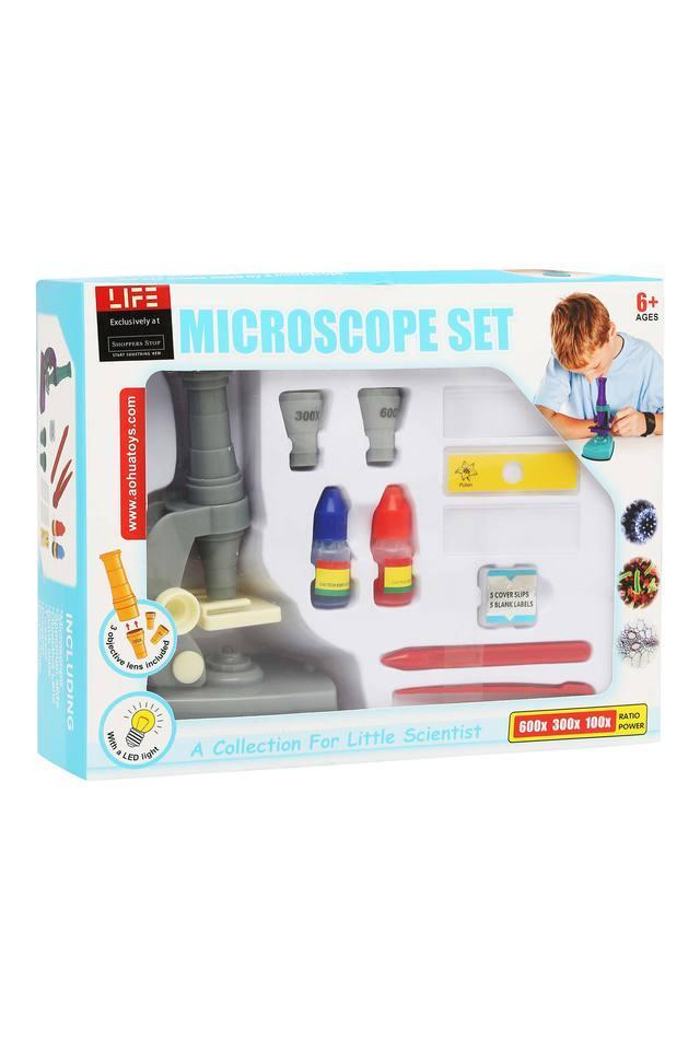 Kids Microscope Set