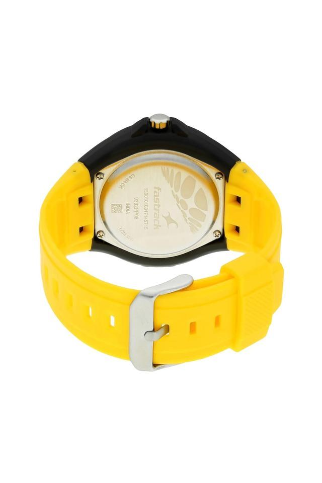 Mens Analogue Plastic Watch - NK9332PP08