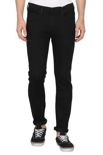 PEPE -  Black Jeans - Main