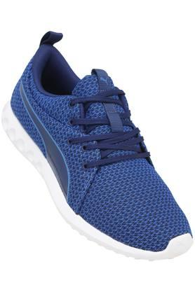 PUMA Mens Mesh Lace Up Sports Shoes - 203498679