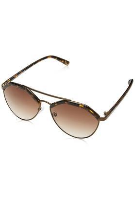 FASTRACKWomens Aviator UV Protected Sunglasses