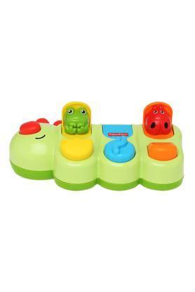 Unisex Caterpillar Popup Toy