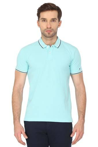 ARROW SPORT -  Turquoise T-shirts - Main