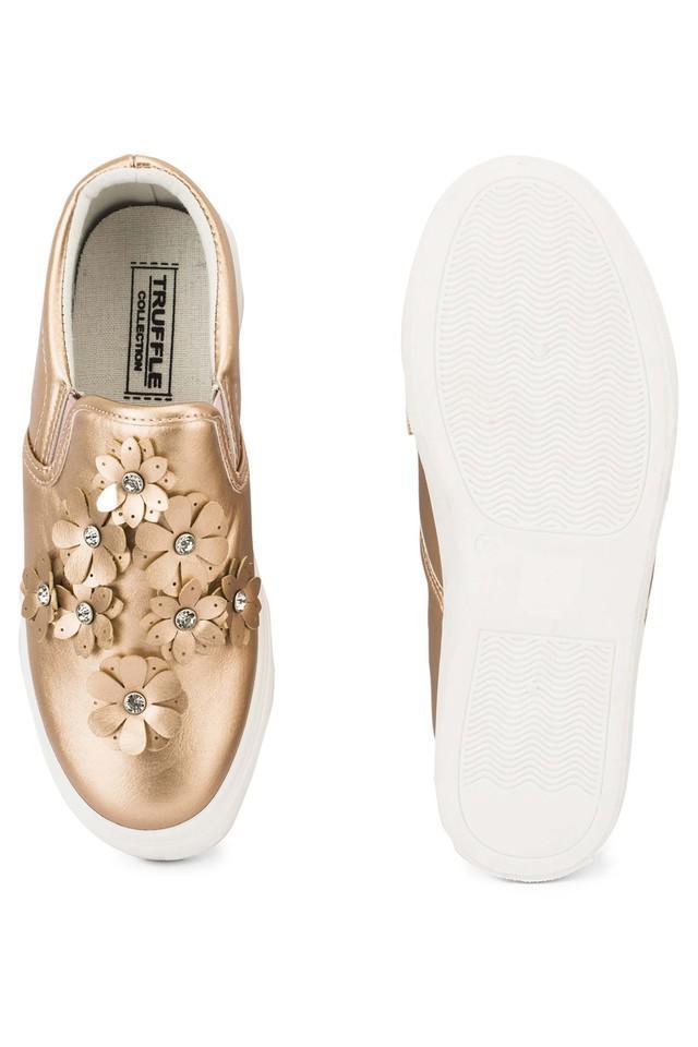 Womens Casual Wear Platform Loafers
