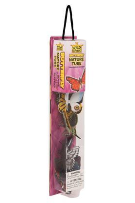 Unisex Nature Tube Butterfly