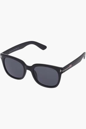 Womens Non Polarized Oval Sunglasses LIO58C11