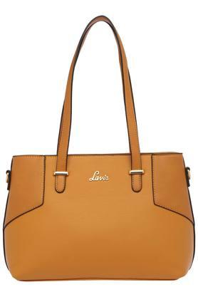 LAVIE Womens Zipper Closure Satchel Handbag - 203839647