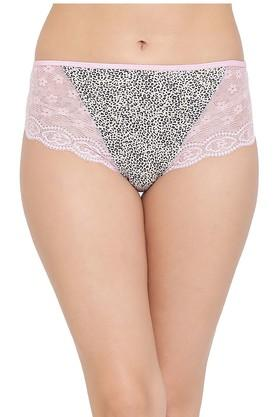 Womens Animal Print Hipster Briefs
