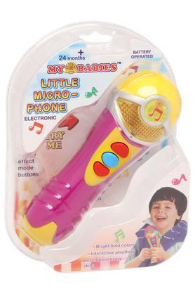 Unisex My Babies Little Microphone