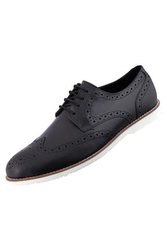 ARROW -  Black Casual Shoes - Main