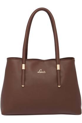 LAVIE Womens Zipper Closure Satchel Handbag - 203839768