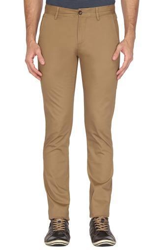 ARROW SPORT -  OliveCargos & Trousers - Main