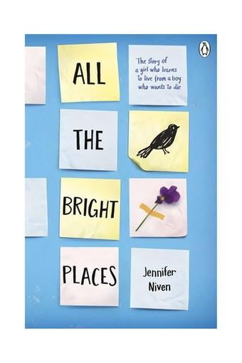 Buy CROSSWORD All the Bright Places | Shoppers Stop
