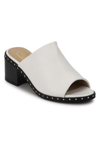 TRUFFLE COLLECTION -  WhiteHeels - Main