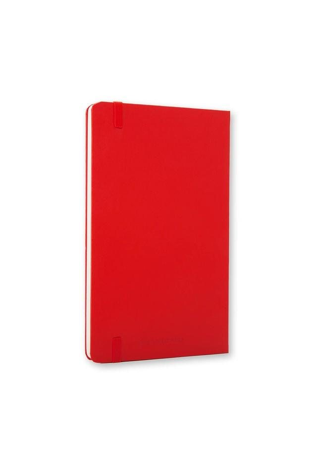 Hardcover Classic Notebook With Elastic Band