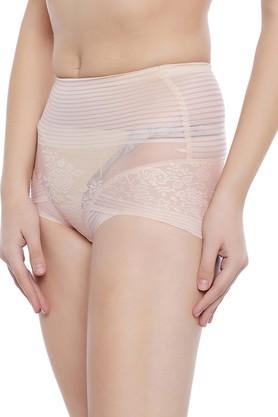 Womens Lace Tummy Tucker Shapewear