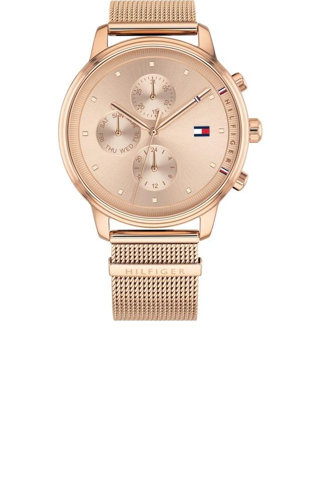 Womens Chronograph Metallic Watch - TH1781907