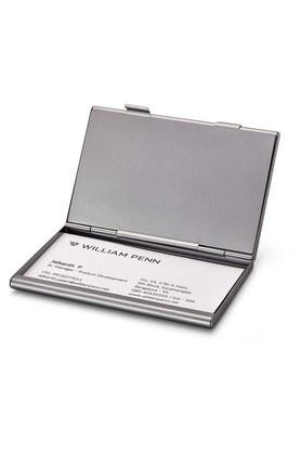 Dual Sided Business Card Holder