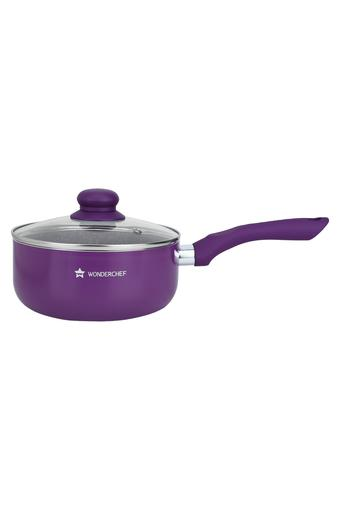 Royal Velvet Sauce Pan with Lid - 18 cms