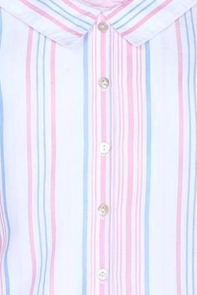 Girls Striped Shirt