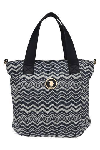 U.S. POLO ASSN. -  Blue Handbags - Main