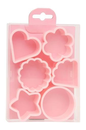 Assorted Shape Cookie Cutter Set of 6