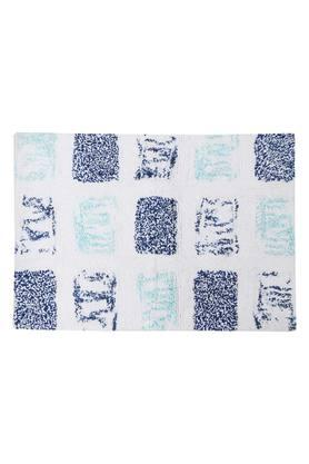 Rectangular Printed Bath Mat