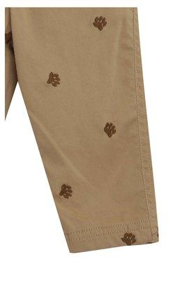 Kids Embroidered Woven Pants