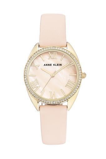 Womens Analogue Leather Watch - AK3242PMPK