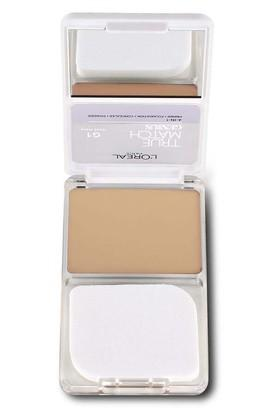 Womens True Match Genius 4-In-1 Compact - Gold Ivory