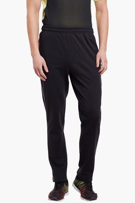 ALCISMens Slim Fit Solid Track Pants - 203300315