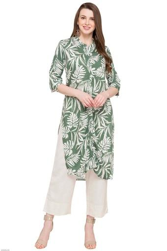 109F -  Green Kurtas - Main