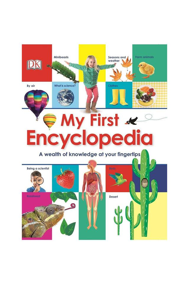 My First Encyclopaedia: A Wealth of Knowledge at Your Fingertips