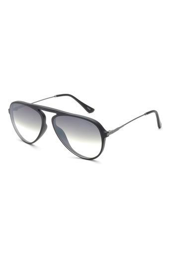 dcab45ee6f9a Buy IDEE Mens Aviator UV Protected Sunglasses