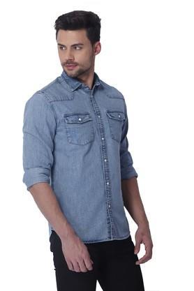 Mens Slim Fit Assorted Shirt