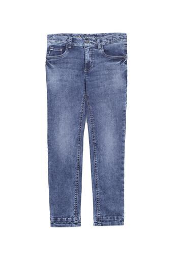 Boys Mild Wash Jeans
