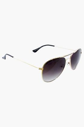 FASTRACK Unisex Aviator UV Protected Sunglasses - M184BK5