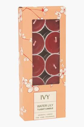 IVY T-Light Water Lily Aromatic Candle Pack Of 20