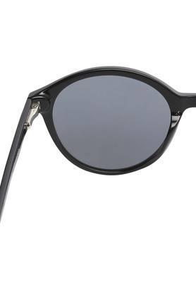 Womens Full Rim Round Sunglasses - GP354BK1P