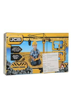Kids JCB Tower Crane Toy