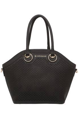GIORDANOWomens Zipper Closure Satchel Handbag - 203977648_9607