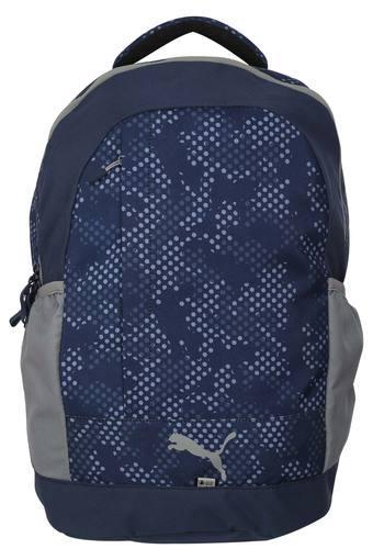 Mens 2 Compartment Zip Closure Laptop Backpack