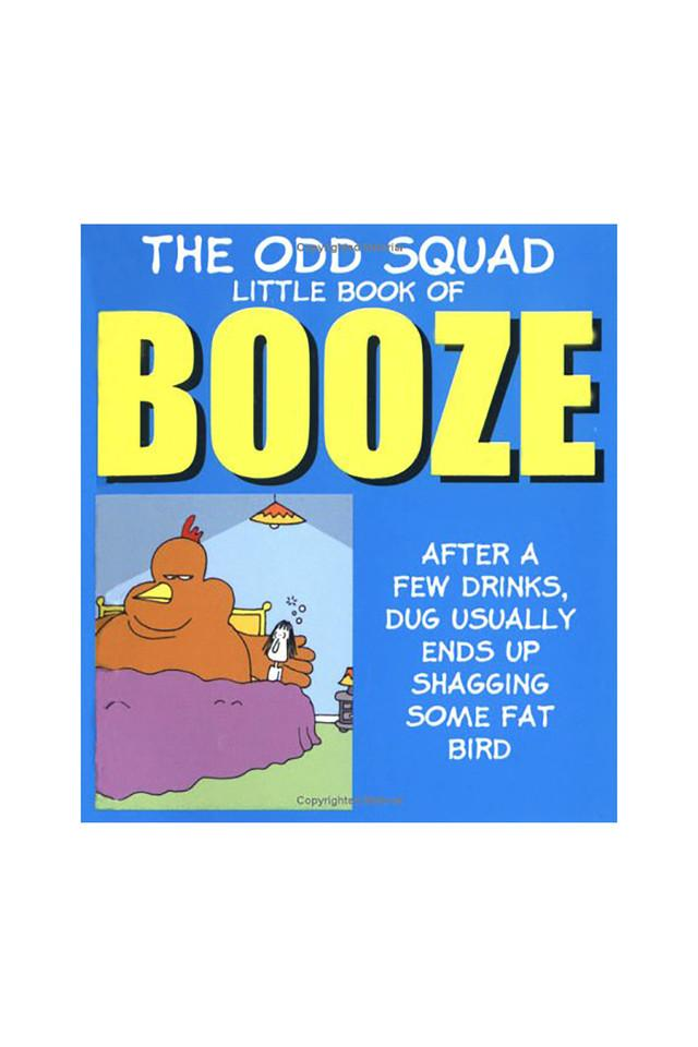 Little Book of Booze (Odd Squad's Little Book of...S.)