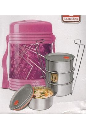 ERROR BRAND Stainless Steel Leakproof Lunch Box
