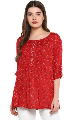 f23e83412cc Ladies Tops - Get Upto 50% Discount on Fancy Tops for Women ...