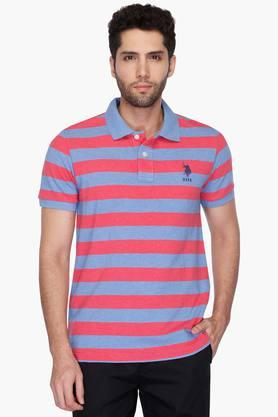a16572709f66 Buy U.S. Polo Shirts   T-Shirts For Men Online