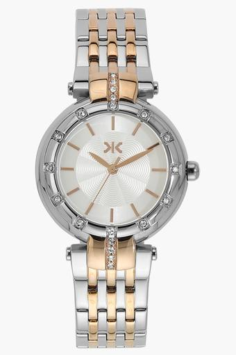 Womens Analogue Stainless Steel Watch - WI537C